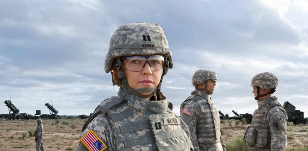 a report on the choice of career as an army officer