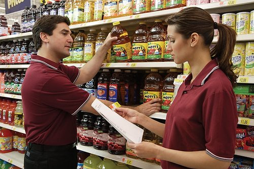 Careers in grocery career field iresearchnet for La city jobs