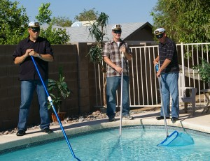 Swimming Pool Servicers