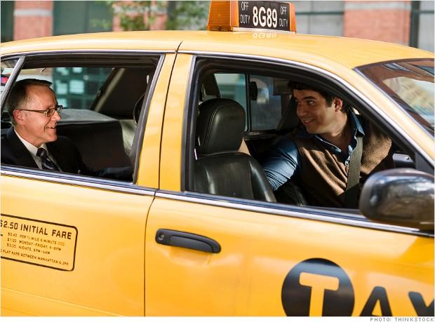 taxi drivers career information iresearchnet. Black Bedroom Furniture Sets. Home Design Ideas