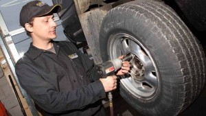 Tire Technicians Career Information