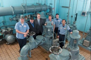 Wastewater Treatment Plant Operators