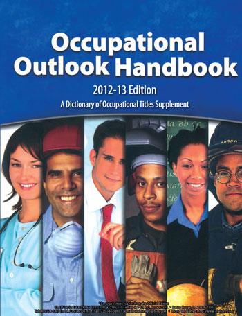 Occupational Outlook Handbook in Career Development - IResearchNet