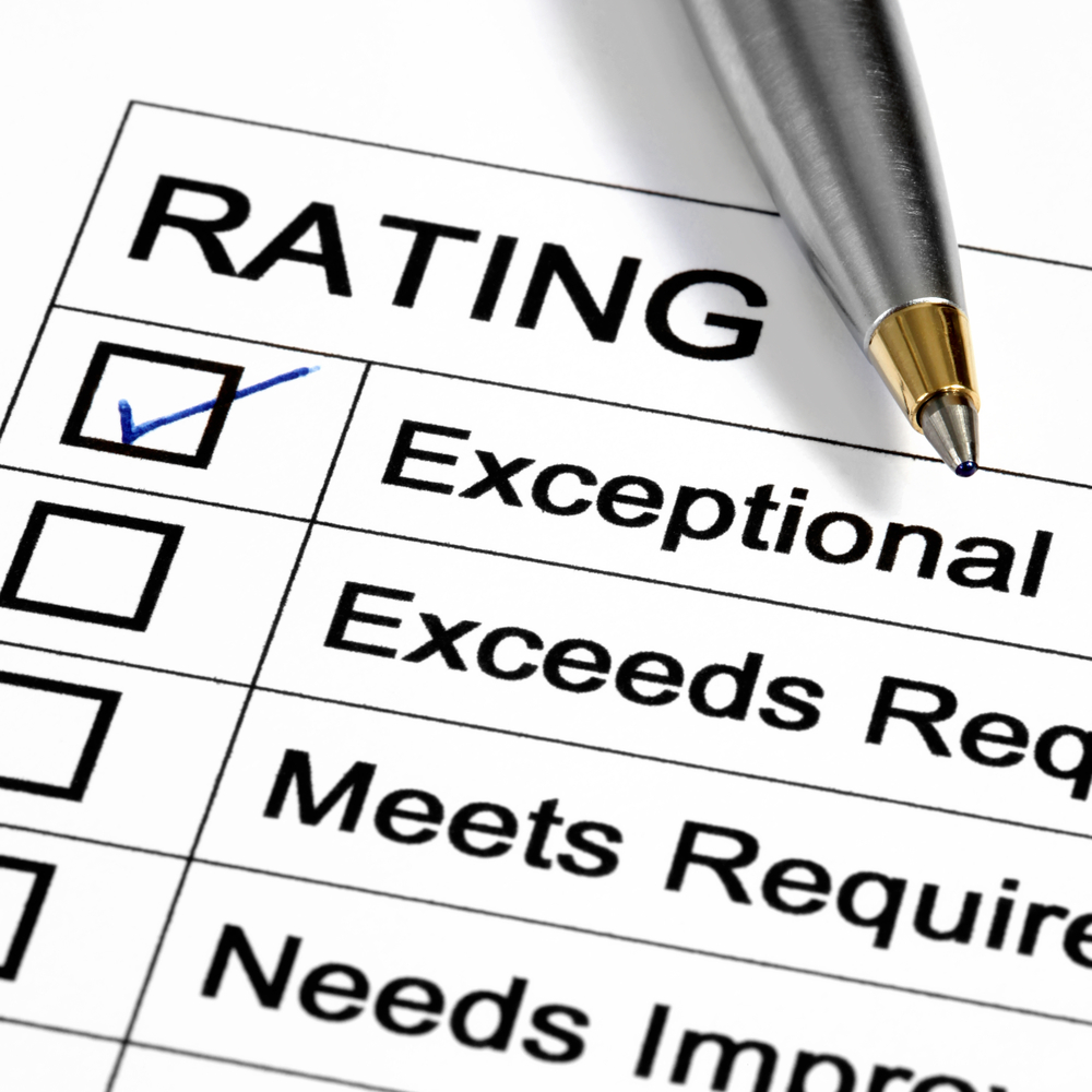 Year End Review Template: Rater Errors In Performance Appraisal