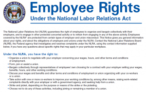 National Labor Relations Act (NLRA)