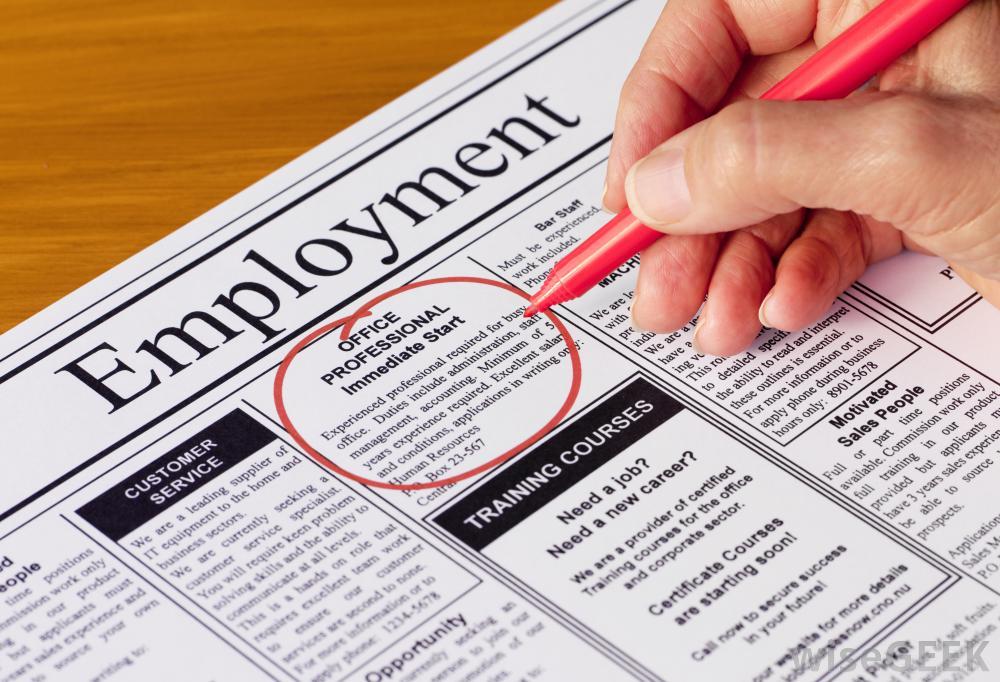 Employment Advertising In Career Development Iresearchnet