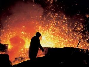 Steel Industry Worker Career