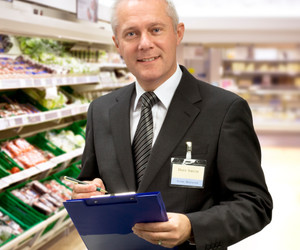 retail manager job description