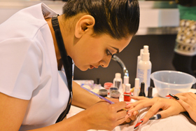 Nail Technician Career Information - IResearchNet