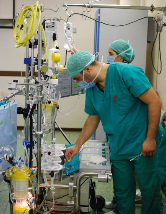 Perfusionist Career Information - IResearchNet