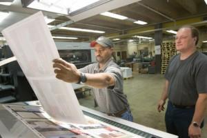 Printing Press Operator Assistant