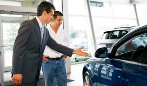 Automobile Sales Workers