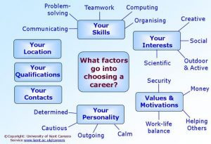 Career Factors Inventory