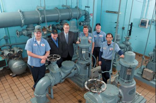 wastewater treatment plant operator and technician career information