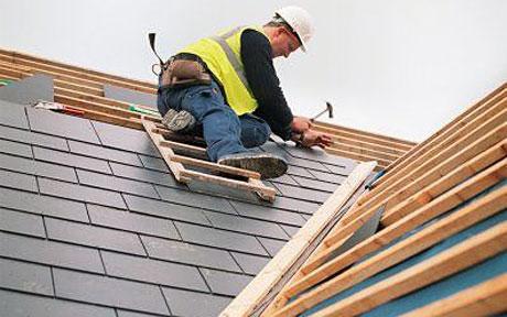 Roofer Career Information Iresearchnet